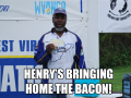 Henry-bringing-home-the-bacon!