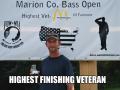 Highest-finishing-veteran